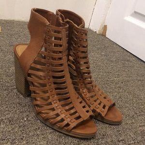 Rampage mule heels
